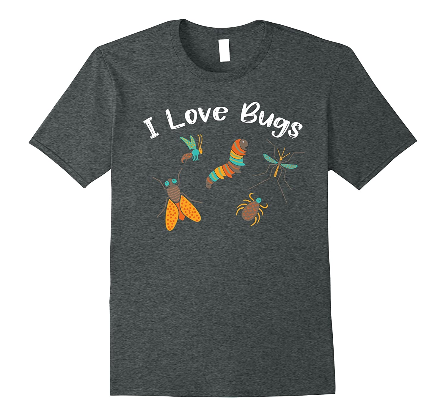 Bug Hunter T Shirts, Insect Lovers t-Shirt-ANZ