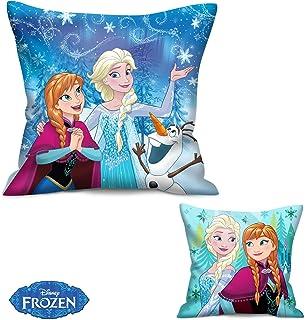 Disney Frozen - Cómodo cojín y baúl Secreto Dos en uno ...