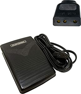 HimaPro Foot Control Pedal with Cord for Kenmore 3 Pin(Model #032270116) with Variable Speed Control