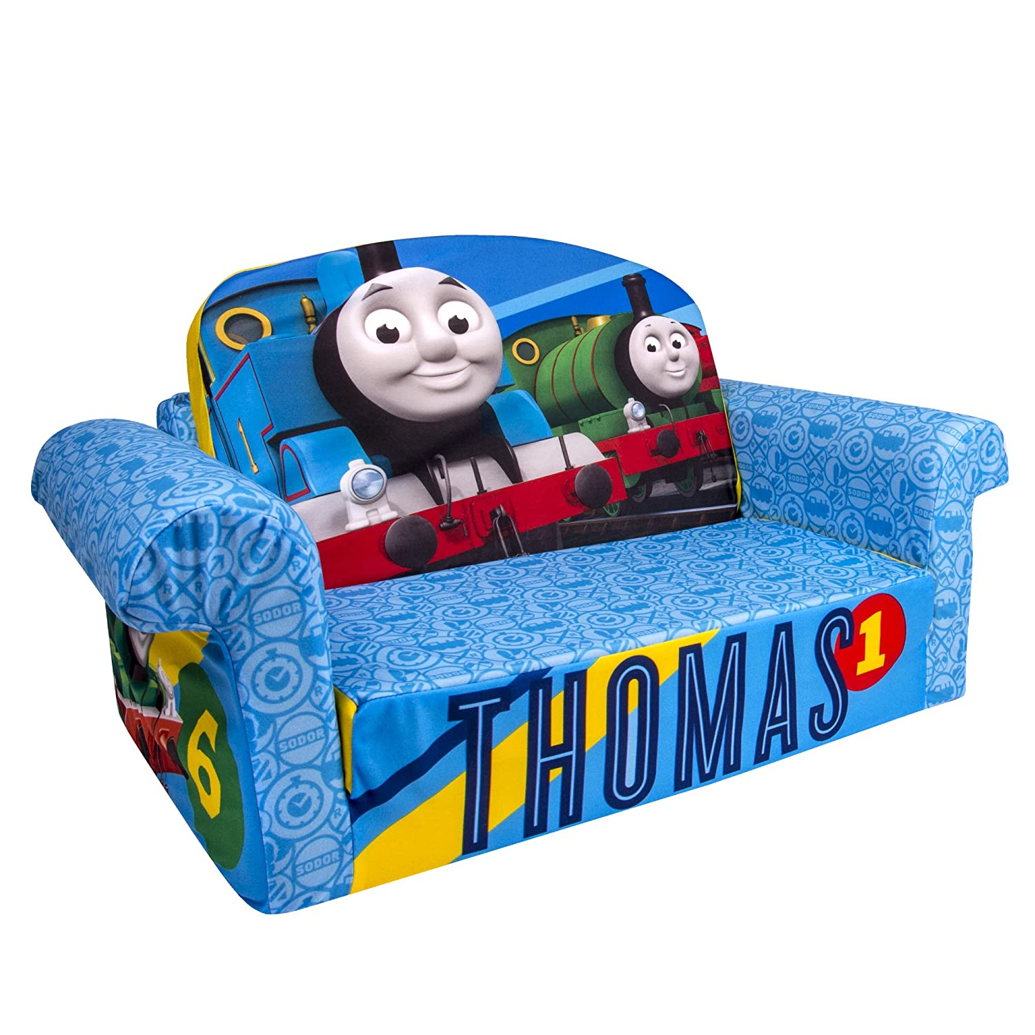 Amazon Marshmallow Furniture Flip Thomas Open Sofa Toys & Games