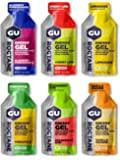 Gu Roctane Mixed 6 Variety Pack