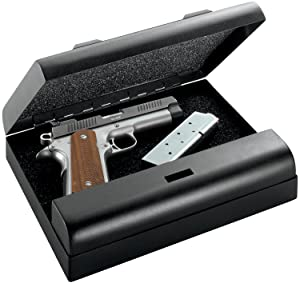 Gunvault MV500-STD Microvault Pistol Gun Safe Review