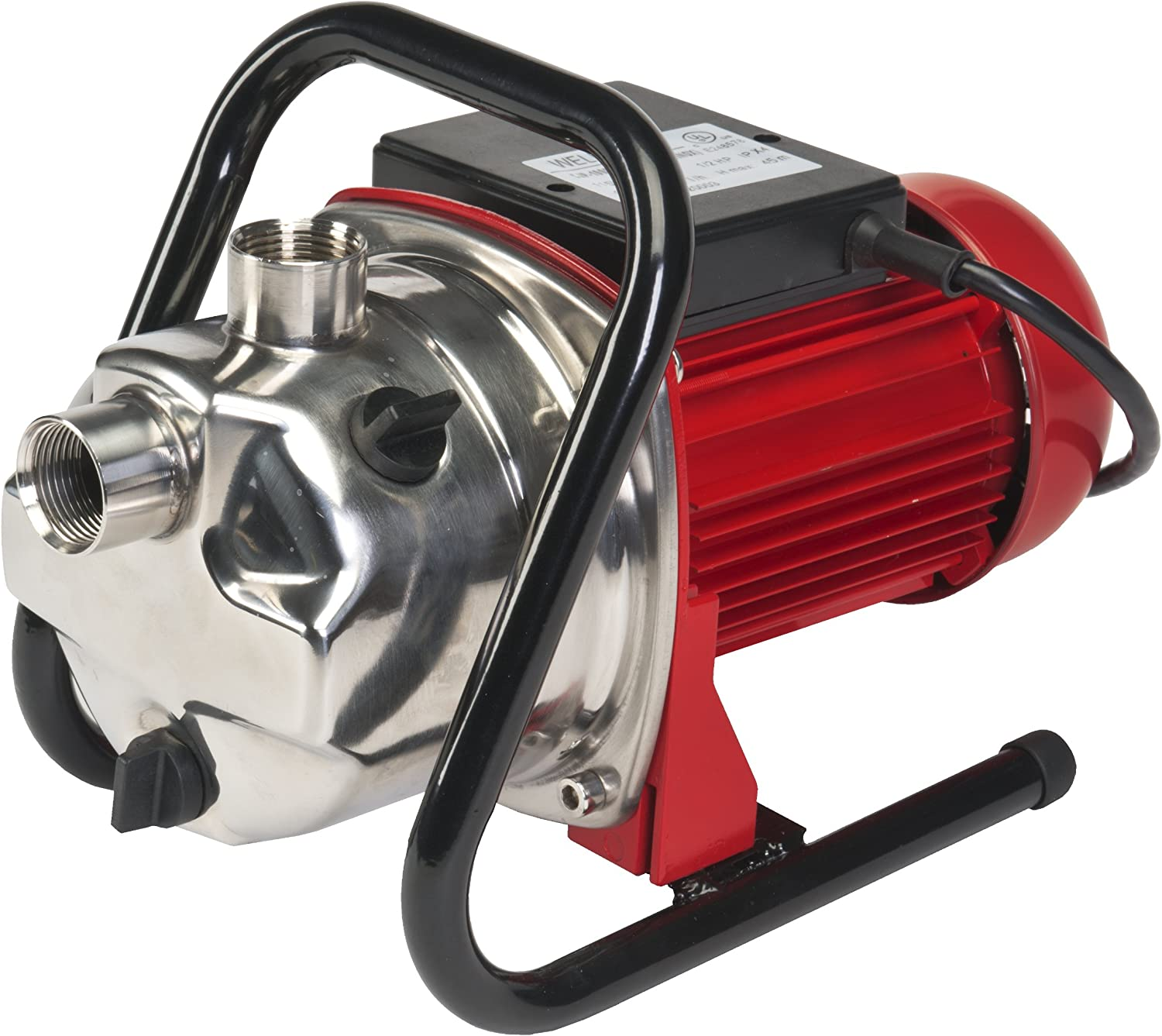 Red Lion 614432 Stainless Steel Sprinkler Utility Pump