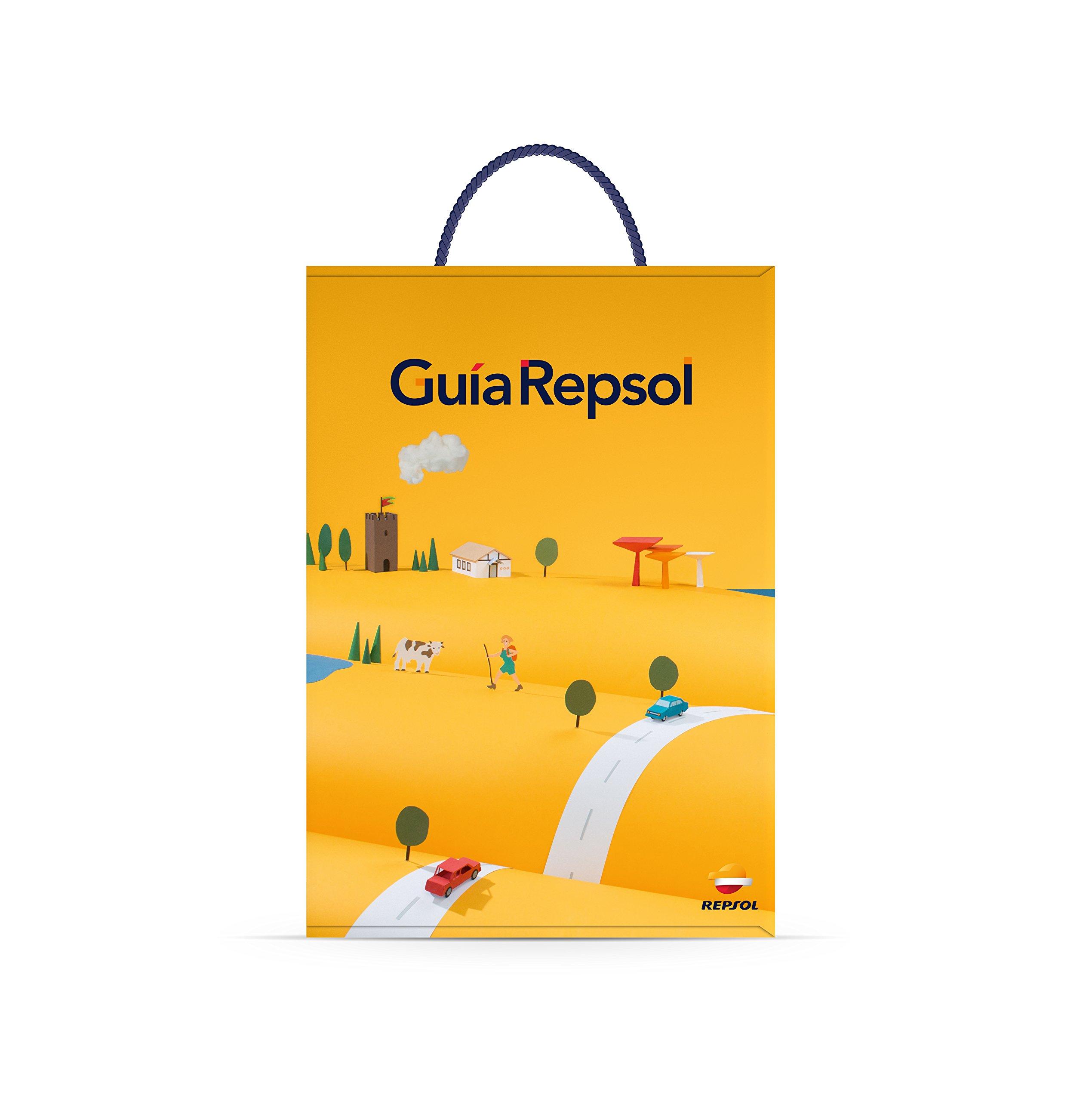 Guia Repsol 2018 Amazon Es Repsol Libros