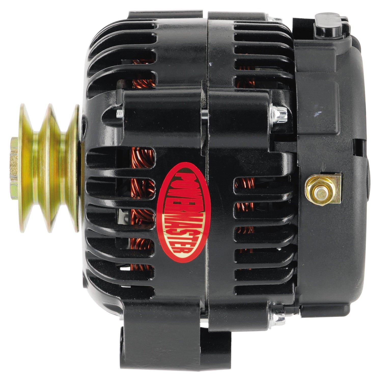 Powermaster Performance 8 58529 Alternator Automotive Suzuki Samurai Gm Wiring