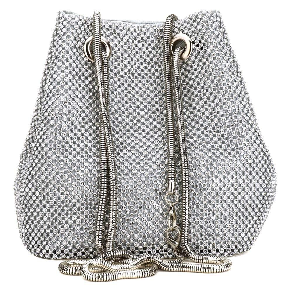 VistatroyUSHLLY214301 - Unterarmtasche Damen Schwarz (schwarz) Einheitsgröße