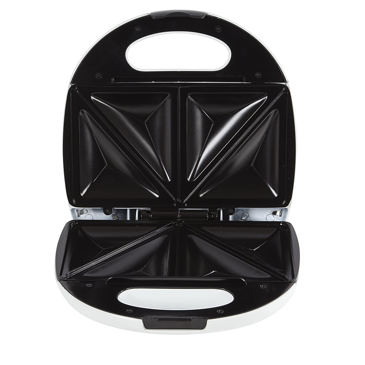 appliances deluxe sandwich toaster compact slice detail sst black toasters sunbeam c