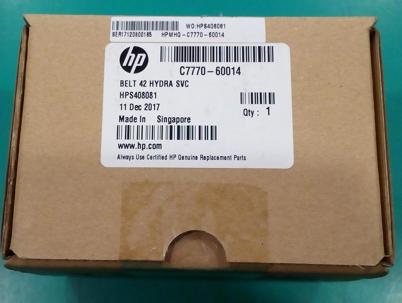 Spare parts correa para plotter HP C7770 – 60014 42 inch con Polea: Amazon.es: Electrónica