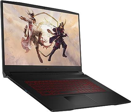 17 Zoll Gaming Laptops MSI Katana GF76