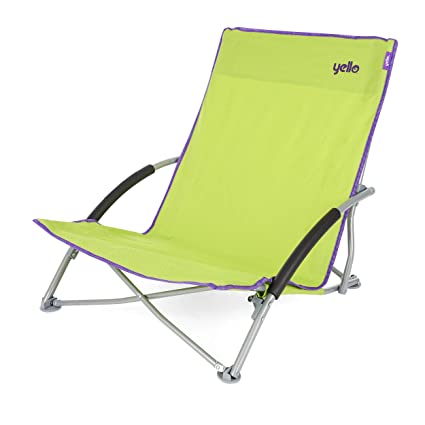 Yello - Silla Plegable de Playa