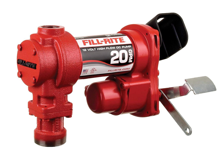 Fill-Rite FR4204H 12V 20 GPM Fuel Transfer Pump (Pump Only): Industrial & Scientific