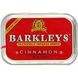 Barkleys Mints Sugar Free Cinnamon Intense Mints Tins (Pack of 6)