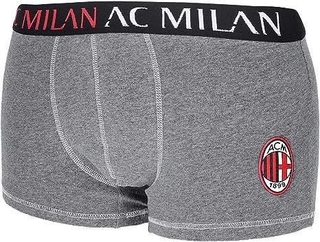 A.C MILAN Boxer Abbigliamento Intimo Prodotto Ufficiale Ragazzo ...