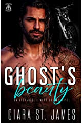 Ghost's Beauty Archangel's Warriors MC #6: His shattered and scarred beauty (Dublin Falls Archangel's Warriors MC) Kindle Edition