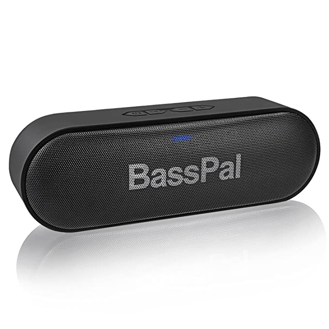 Review BassPal SoundRo Portable Bluetooth