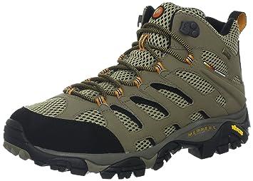Merrell Boot Walking Tex Mid Moab Gore Mens 3j5RL4A
