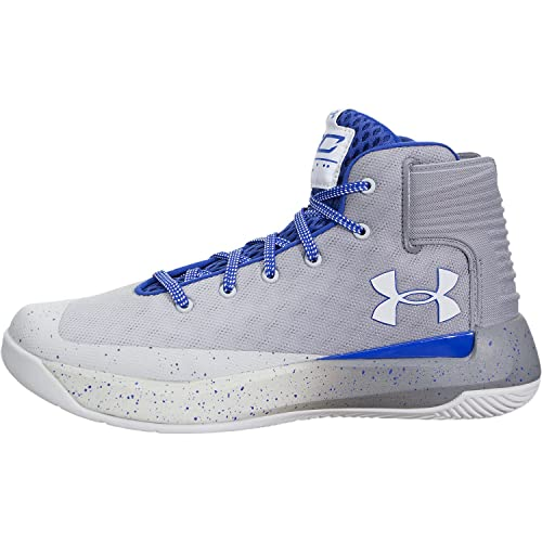 best sneakers a8654 a5159 Under Armour 1295998-102  Curry 3zero GS White Team R Basketball Shoes (