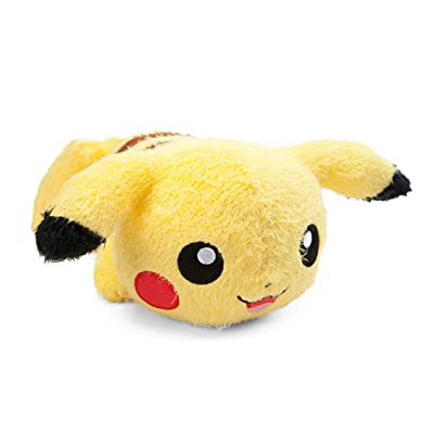 Wick Ko Pokemon Plush Pikachu Kutsurogi Time Dekkai 25cm: Toys & Games