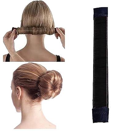 Accesorios para hacer moños de pelo, para hacer moños de pelo, mágico, para