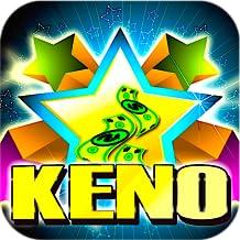 Keno Constellation SKy Stars Free Keno Game for Kindle Fire 2015 Casino Jackpot Vegas Best Keno Free App for Kindle Tablets Phone Mobile Casino Daubers Keno Balls