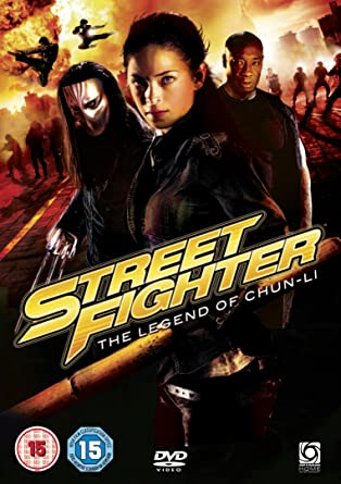 STREET FIGHTER: THE LEGEND OF CHUN-LI (2009)