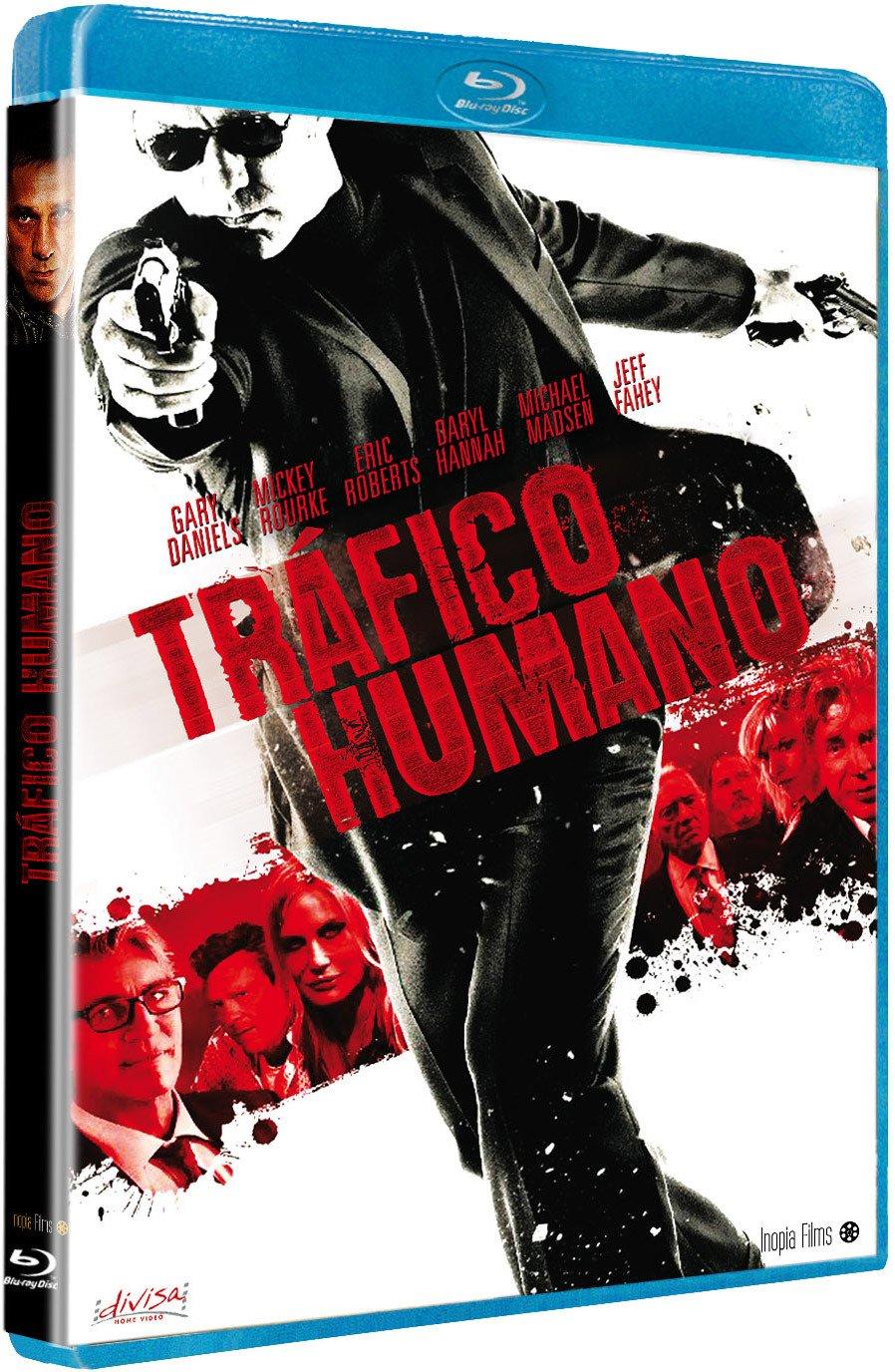 Tráfico humano [Blu-ray]: Amazon.es: Mickey Rourke, Eric ...