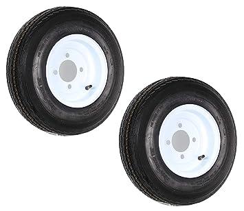 Dos remolque neumáticos y llantas 4,80 - 8 480 - 8 4,80