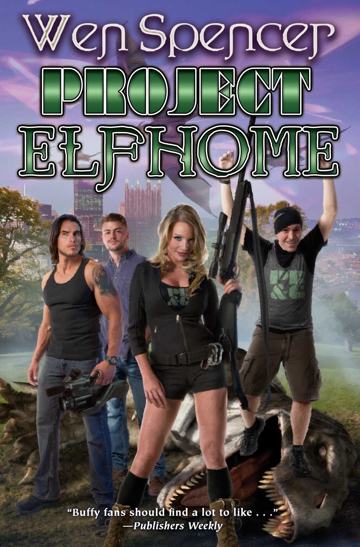 Read Online Project Elfhome pdf
