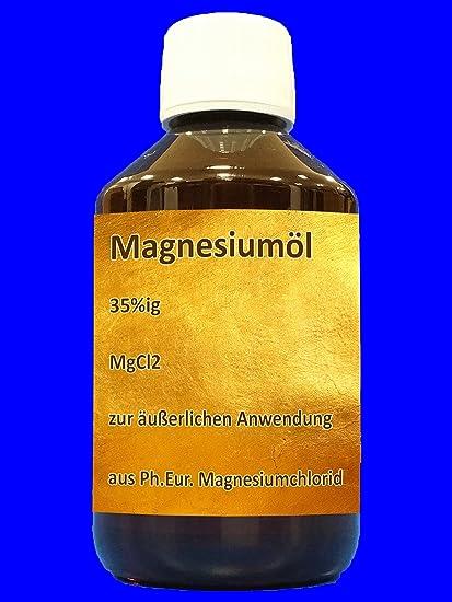 1000 ml de cloruro de magnesio hexahidratado en aceite