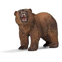 Schleich SC14685 Grizzly Bear Figurine