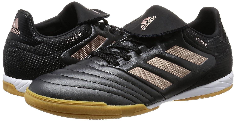Adidas Herren Fußballschuh, Copa 17.3 in, Schwarz Cobmet – (Negbas Cobmet Schwarz Negbas) 48 7792a8