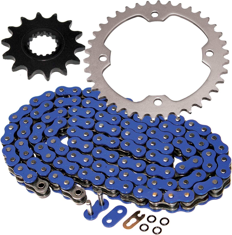 Chain Sprocket Guard Case Saver Yamaha Raptor YFM700R YFM700 YFM 700R 700 R Blue