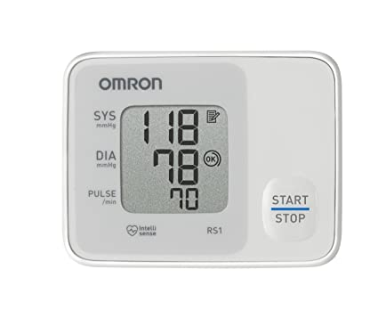 OMRON - Tensiómetro electrónico de muñeca