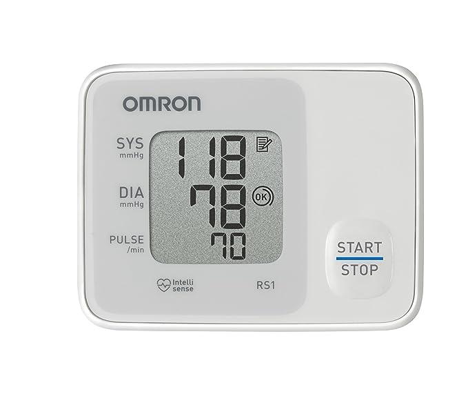5 opinioni per OMRON RS1 Tensiometro Elettronico da Polso [Importato dalla Germania]