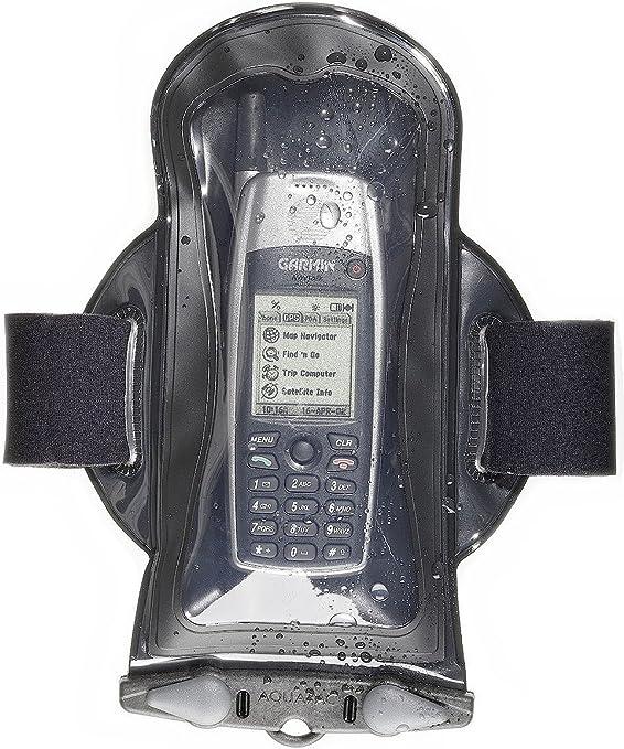 Submersible Polyuretane Pro Sports Case Depth to 30ft // 10m. Multi-purpose Case Protects Larger Phones GPS /& Two-way Radios Aquapac Waterproof