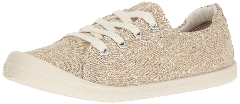 Madden Girl Women's Baailey Fashion Sneaker B01MXI8L2F 9 B(M) US|Tan Fabric