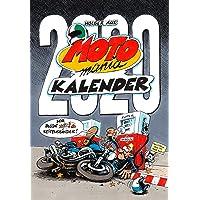 MOTOmania Kalender 2020