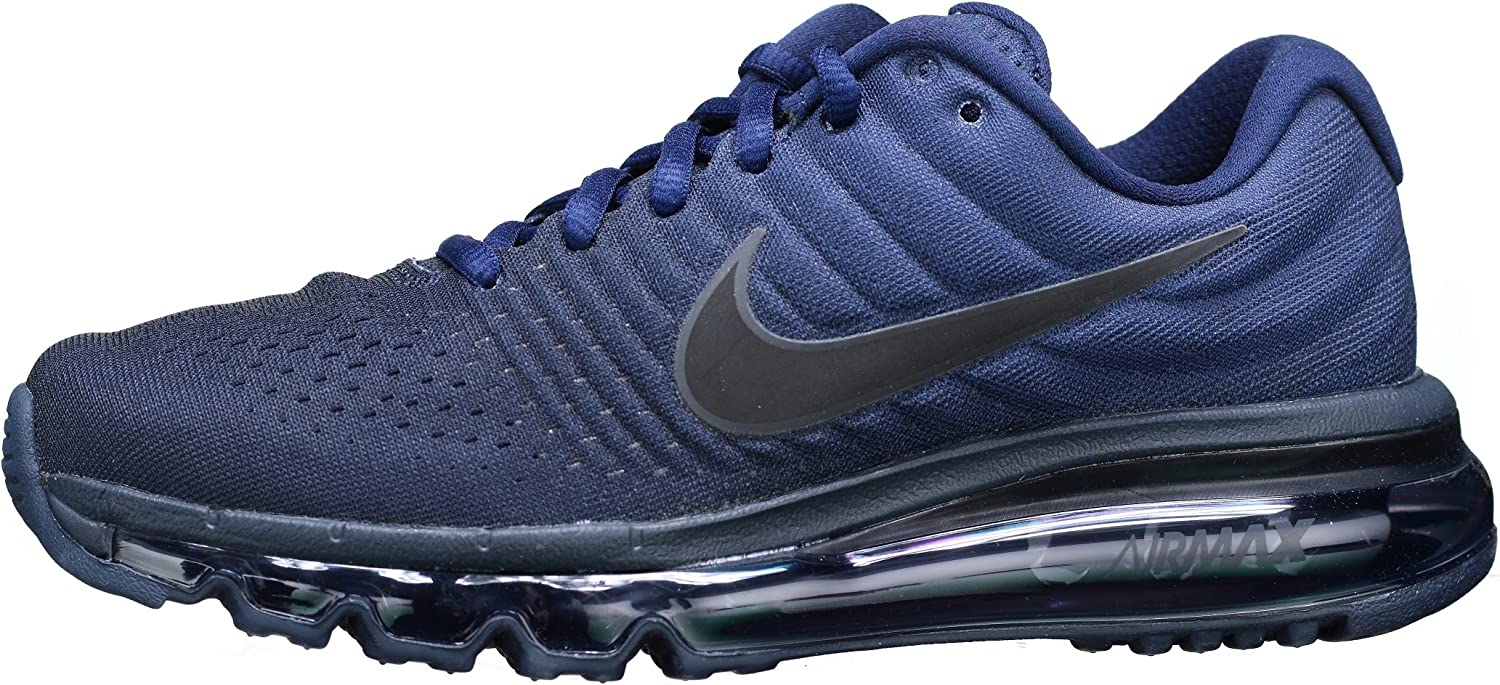 Plano paz canal  Nike Men's Air Max 2017 (gs) Trail Running Shoes, Blue (Binary  Blue/Black/Obsidian 403), 6 UK: Amazon.co.uk: Shoes & Bags