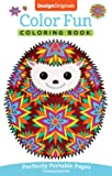Color Fun Coloring Book: Perfectly Portable Pages (On the Go) (On-The-Go! Coloring Book)