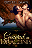 General of Draconis: An Alien Dragon Shifter's Fantasy Romance (Winged Beast Book 3)