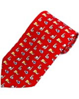 """Snails"" Novelty Tie"