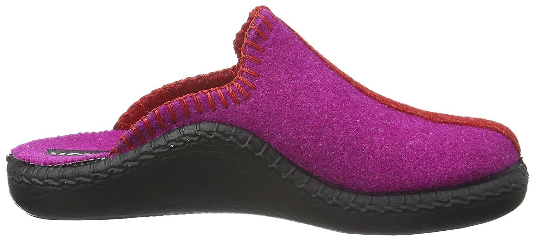 ROMIKA Mokasso 62, Chaussons Mixte Enfant - Rose - Pink (Fuchsia-Rot 491),  32: Amazon.fr: Chaussures et Sacs