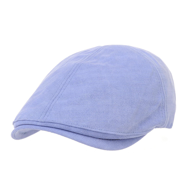 WITHMOONS Simple Newsboy Hat Flat Cap SL3026