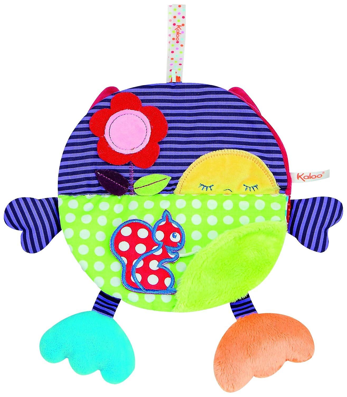 Kaloo Colors Activity Toys My Activity Book Owl K963325