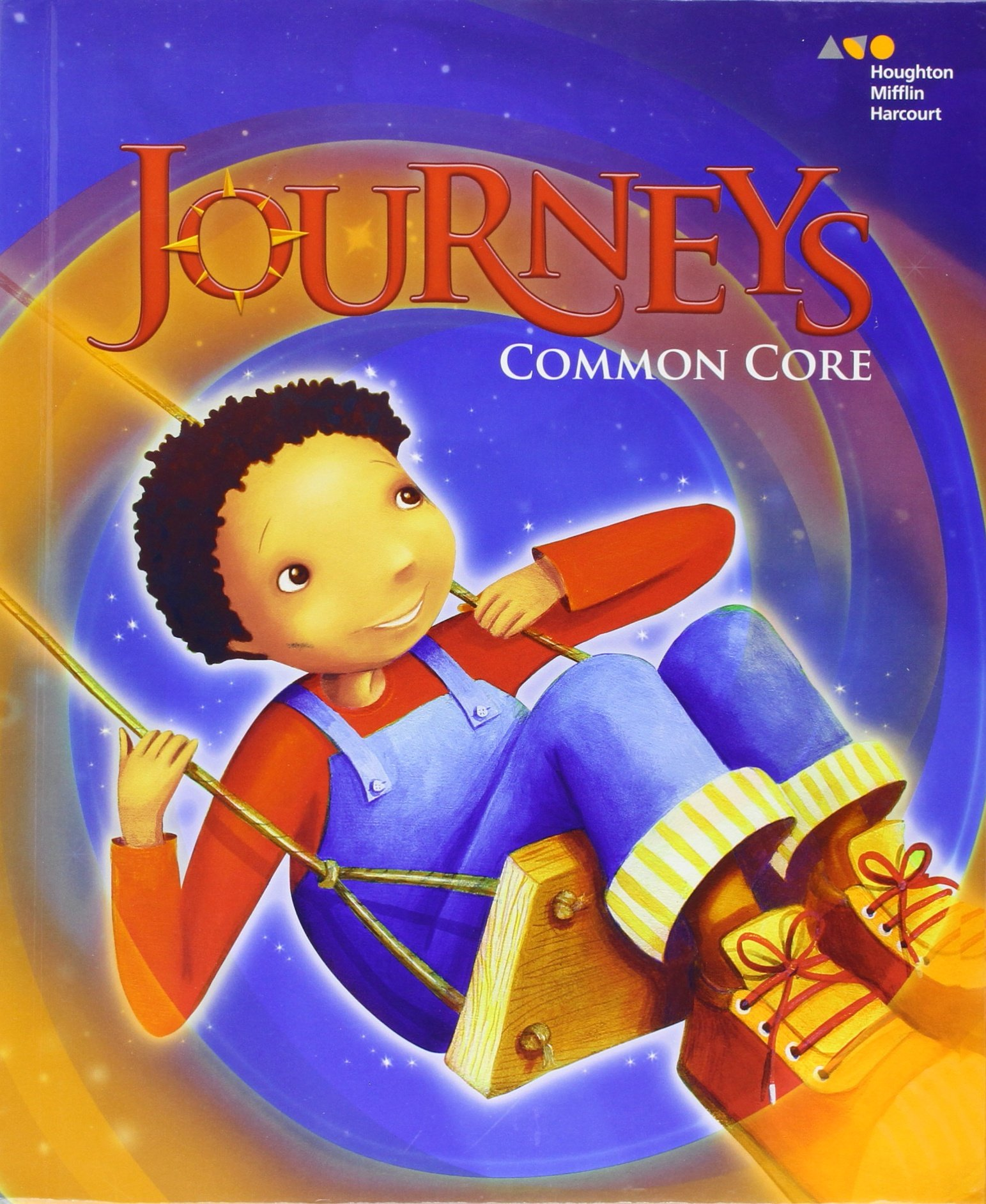 Journeys: Common Core Student Edition Volume 1 Grade 2 2014 by HOUGHTON MIFFLIN HARCOURT