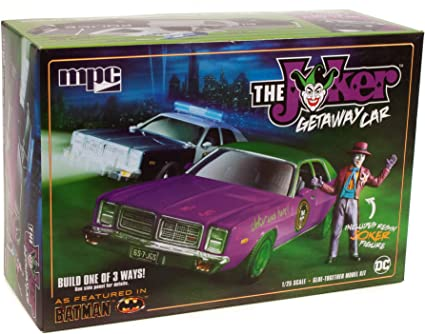 The Joker Getaway Car