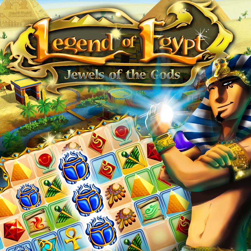Legend of Egypt - Jewels of the Gods - Collectors Edition (german version) [Download]