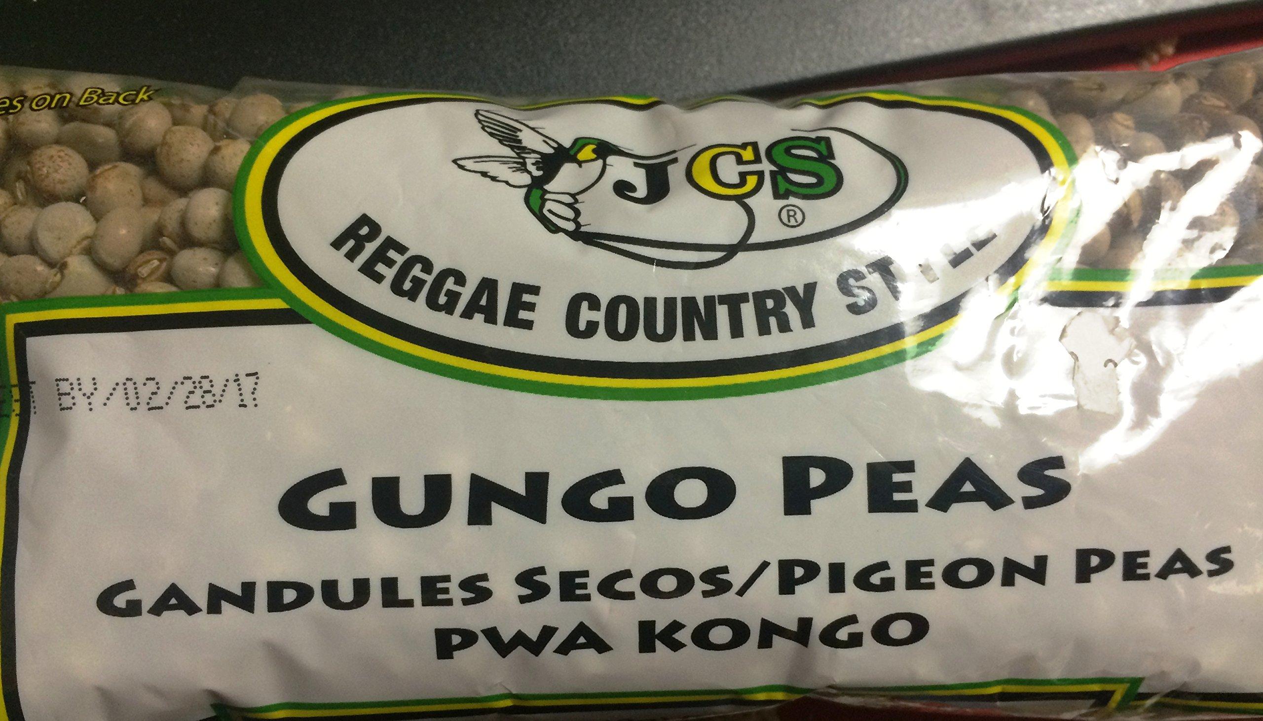JCS Gungo Peas (Pigeon Peas)