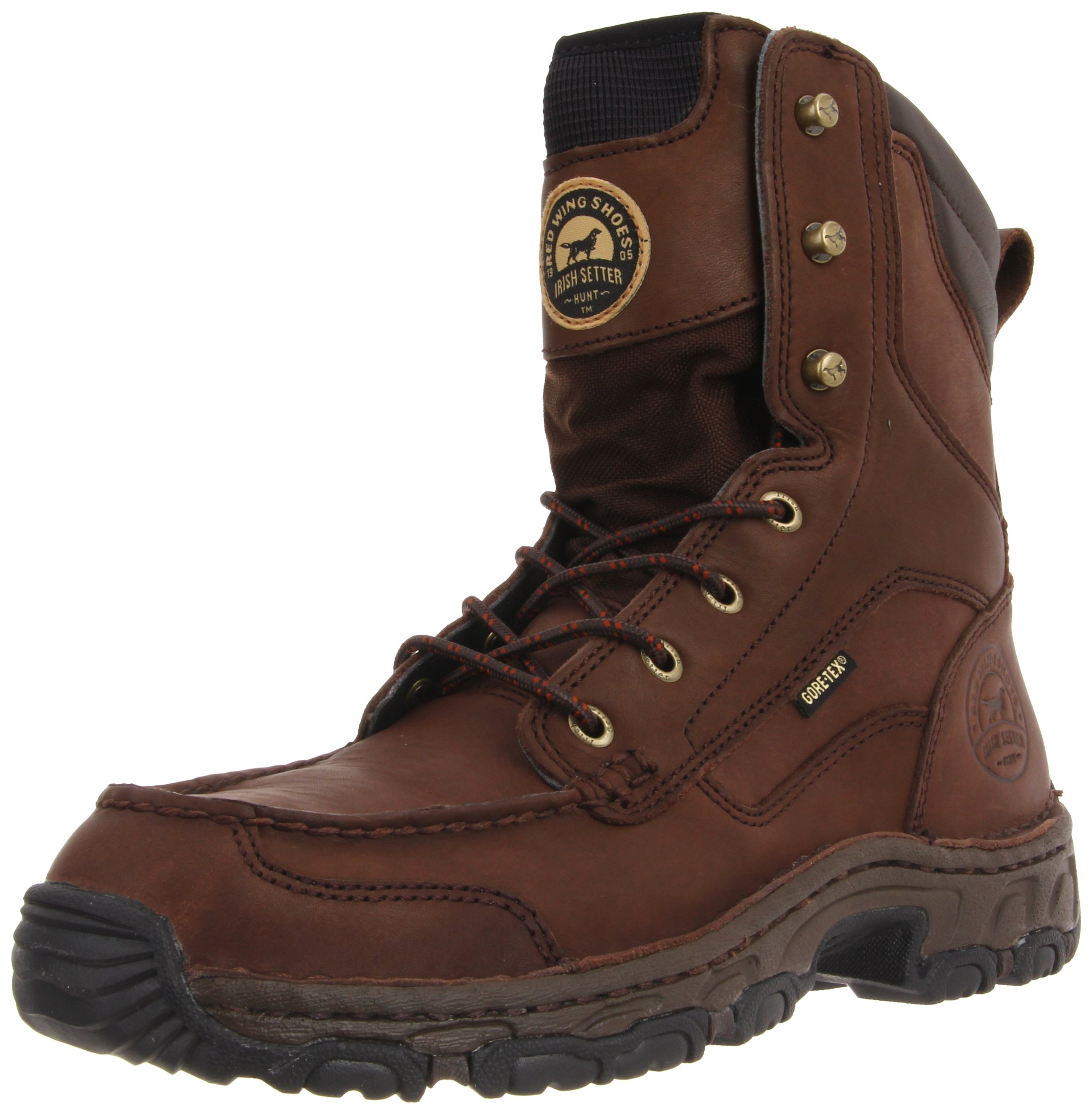 Irish Setter Men's 801 Havoc Waterproof 9'' Upland Hunting Boot,Brown,9.5 D US