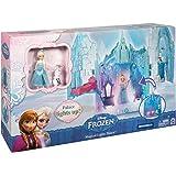 Frozen Small Doll Princess Elsa Castle Playset from Disney